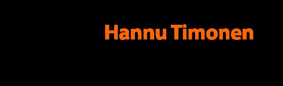Ханну Тимонен мануальный терапевт